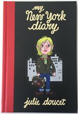 1999 My New York Diary By Julie Doucet Hardbound 1st print By Drawn  Quarterly