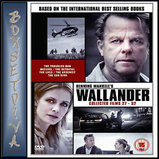 WALLANDER COLLECTED FILMS 27 - 32 (THE FINAL SEASON)   **BRAND NEW DVD ****