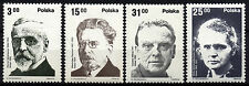 2492 Poland 1982 Nobel Prize Winners MNH