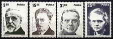 2492 Poland 1982 Nobel Prize Winners MNH