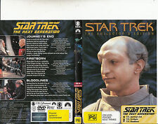 Star Trek:The Next Generation:TNG 58-1987/94-TV Series USA-3 episodes-DVD