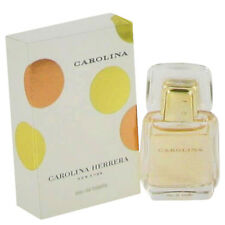 Carolina by Carolina Herrera 0.13 oz/4ml Edt Splash Mini For Women New in Box