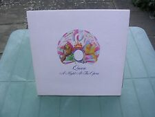 QUEEN - A NIGHT AT THE OPERA MEGA RARE FIRST PRESSING UK LP EXCELLENT CONDITION