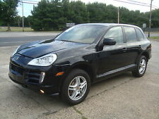 Porsche: Cayenne S AWD Salvage Rebuildable