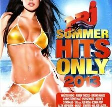 NRJ SUMMER HITS ONLY 2013 [USED CD]