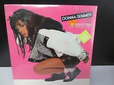 """DONNA SUMMER CATS WITHOUT CLAWS 12"""" SEALED VINYL LP RECORD"""