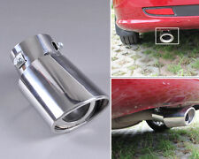 Exhaust Tail Muffler Tip Pipe 2.5Fit For Honda Jazz/Kia Soul/Nissan Tiida Versa