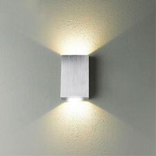 Modern 2W Warm White 2LED Up Down Wall Lamp Spot Light Sconce Porch Hallway Home