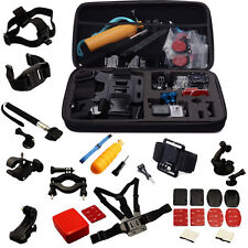 30 All-in-1 Professional Kit Accessories Bundle for Gopro HD Hero 4 3 + 2 SJ4000