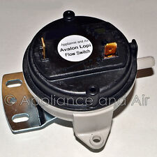 Travis Avalon Lopi pellet stoves Vacuum/Air Pressure Sensor Switch + Instruction