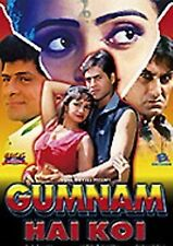 GUMNAM HAI KOI - Ruby Singh, Yogesh Chhabra - NEW BOLLYWOOD DVD – FREE UK POST