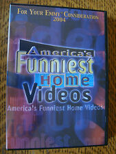 AMERICAS FUNNIEST HOME VIDEOS 2004 Emmy DVD ABC 300TH EPISODE PART 1 & 2