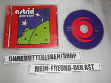 CD Indie Astrid - Play Dead (14 Song) VITAL REC / FANTASTIC PLASTIC