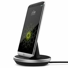 For LG G5 Desktop Sync Charging Dock Cradle | Case Compatible ( Type-C Charger )