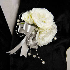 2016 Groom Boutonniere best man corsage flower Wedding flowers party decorations