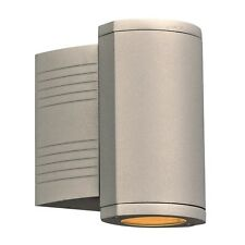 PLC Lighting 1 Light Outdoor (down light) LED Fixture Lenox-I Collection, Silver