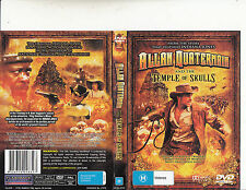 Allan Quatermain:And The Temple of Skulls-2008-Sean Cameron Michael-Movie-DVD