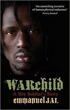 War Child: A Boy Soldier's Story, New, Jal, Emmanuel Book