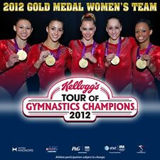 2012 Tour of Olympic Champions: Gymnastics BLURAY-Douglas/Dalton/Wieber/Liukin