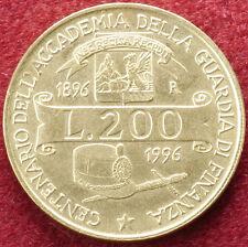 Italy 200 Lira 1996 (B1106)