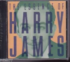 The Essence of Harry James by Harry James (CD, Feb-1994, Legacy)