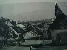 ephemera 1960 picture village of trauten fells six days trial motor bikes