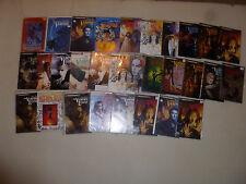 INNOVATION COMIC BOOK LOT 30 COMICS INTERVIEW WITH VAMPIRE LESTAT QUEEN DAMNED