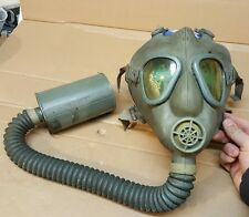 WWII WW2 U.S. Army LIGHTWEIGHT SERVICE GAS MASK M3 M29 Dated 1943 United States