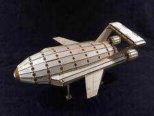 Laser Cut Wooden TB2 3D Model/Puzzle Kit