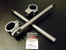 ZX6R Aprilia RSVR RSV Tuono Maxon 51mm Clipons Clip Ons Handlebar   (Handle Bar)