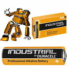 10 DURACELL PROCELL INDUSTRIAL AAA ALKALINE BATTERIES LR03, MN2400 EXP.2021