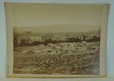 Félix BONFILS (1831-1885) BALBEK JUPITERTEMPEL SYRIE LIBANON - OLD VINTAGE PHOTO