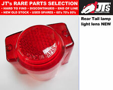 TAIL LIGHT TAILIGHT REAR LAMP LENS TO SUIT HONDA PC 50 PC50 K1 (79) AFTERMARKET