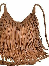 Cowgirl Gypsy FRINGE  Boho Bag Handbag Crossbody Purse Western