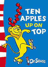 TEN APPLES UP ON TOP ___ DR SEUSS __ BRAND NEW __ FREEPOST UK