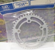 SR Apex-5 118BCD 49 chainring for road , NOS