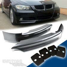 PAINTED BMW E90 3 SERIES OE TYPE FRONT BUMPER LIP SPLITTER SPOILER 325i 06-08 ◢