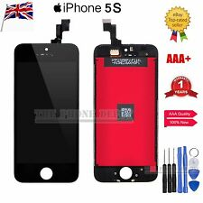 For iPhone 5S LCD Black Touch Screen Display Replacement Digitizer Assembly