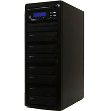 1-7 USB/SD/CF to DVD Duplicator Copier/Memory Backup Multiple Copy Flash Media