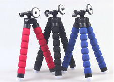 NEW Portable Flexible Sponge Octopus Tripod For Mobile Phone Camera