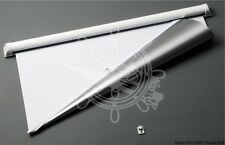 Osculati Blackout Window Roller Blind for Hatches White 450x500mm