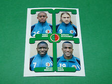 N°476 ABDOU DESCHAMPS MOKAKE SABIN SEDAN D2 PANINI FOOT 2005 FOOTBALL 2004-2005