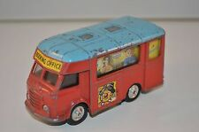 Corgi Toys 426 Chipperfields circus mobile booking office good plus condition