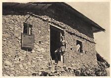 A842) WW ETIOPIA STARACE IL COMANDANTE DELLA COLONNA CELERE A GONDAR.