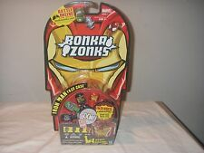 MARVEL BONKA ZONKS IRON MAN FACE CASE SERIES 1 NEW IN PACKAGE 2011