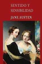 Sentido y Sensibilidad by Jane Austen (2013, Paperback)