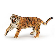 Papo 50182 Tiger Roaring Wild Animal Model Figurine Toy Replica 2016 - NIP