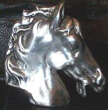 Unique Racing Horse Hood Ornament Great Mascot for your Hot Rat Rod