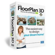 Turbo Floor Plan Pro 16 PC - 3D Home & Landscape Design Software TurboFloorPlan
