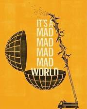 It's a Mad, Mad, Mad, Mad World (Blu-ray Disc, 2012)  MINT CONDITION